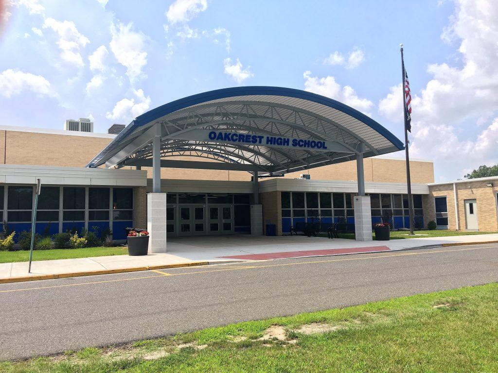 Oakcrest High School Kisby Shore Mechanical Contractors
